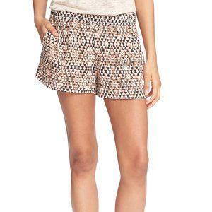 Joie Sibylle B Silk Shorts size L NWT